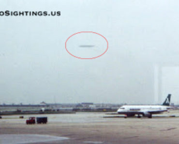 Chicago O'Hare Airport UFO Sighting