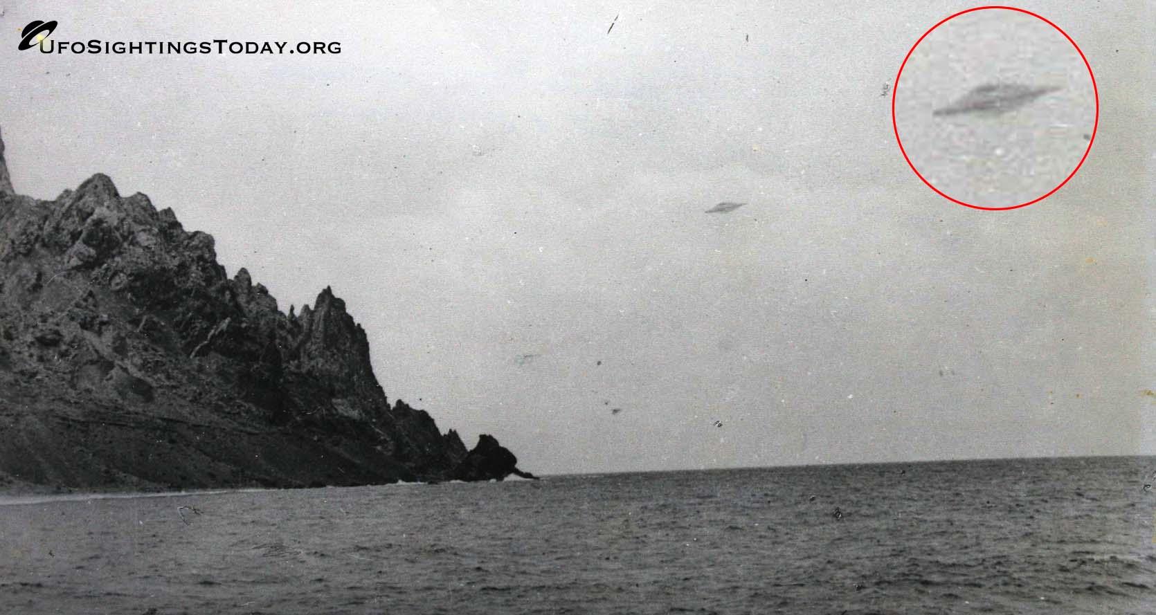 the trindate island ufo mystery