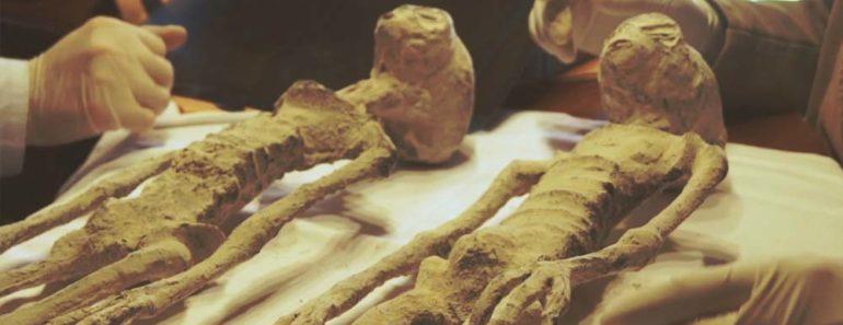 nazca tomb aliens