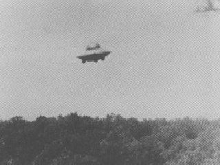 adamski ufo photo