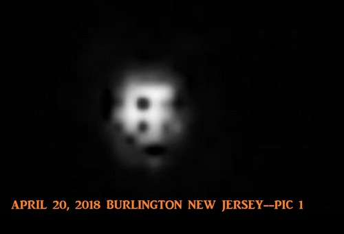 april 20 2018 UFO burlington new jersey