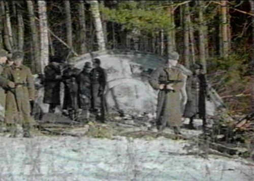 files and pictures ufo crashed in russia ussr