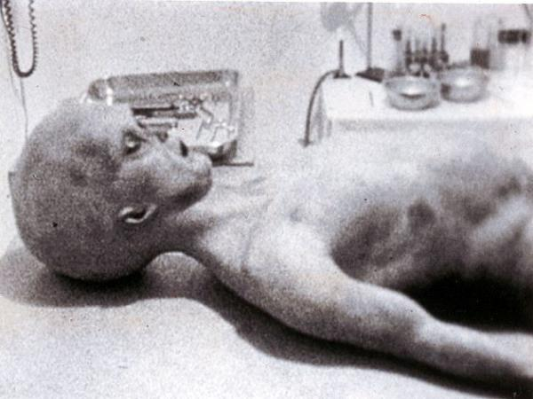 roswell mystery footages
