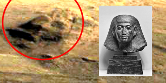 sphinx found on mars, mystery, mars ancient aliens