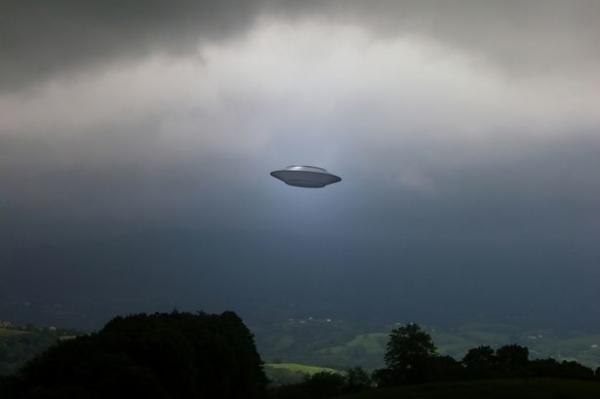 ufo image, hoax