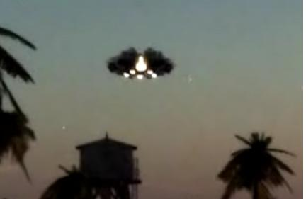 ufo spotted 2006